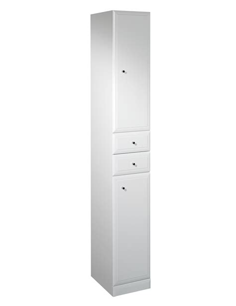 tall bathroom storage cabinets white bathroom modern white wooden bathroom cabinet with