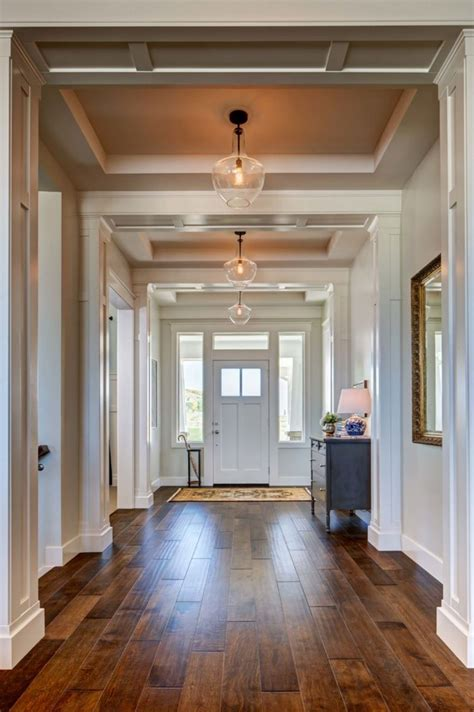 Hallway Pendant Light Design Ideas For A Recessed Ceiling