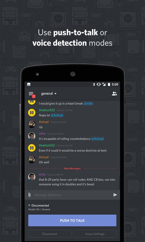 discord android discord chat for gamers android apps on google play