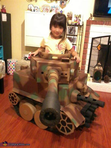 tiger tank costume photo