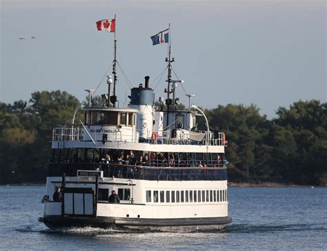 boat lettering toronto toronto s aging island ferries headed for retirement