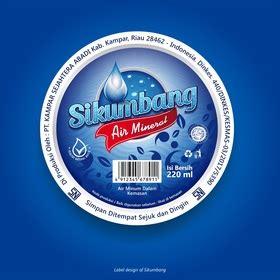 desain kemasan air minum sribu desain label desain label untuk air minum kemasan g