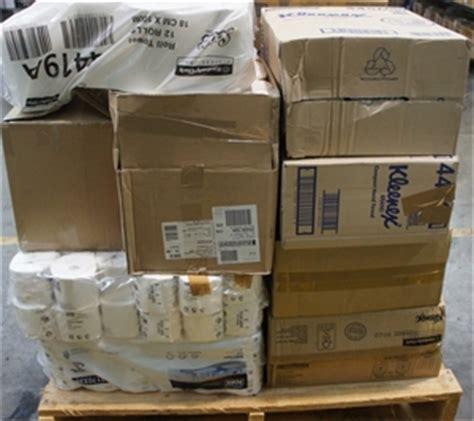 pallet  mixed toilet paper products auction   graysonline australia