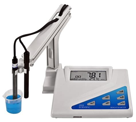 bench com ph ph meters accessories