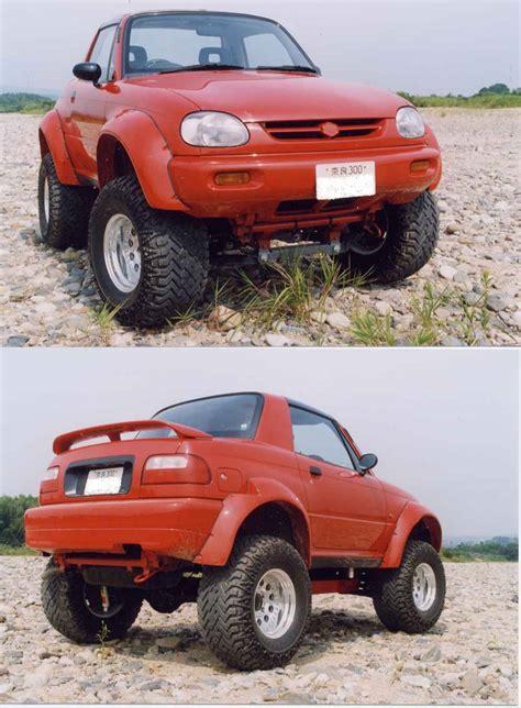 lifted suzuki x90
