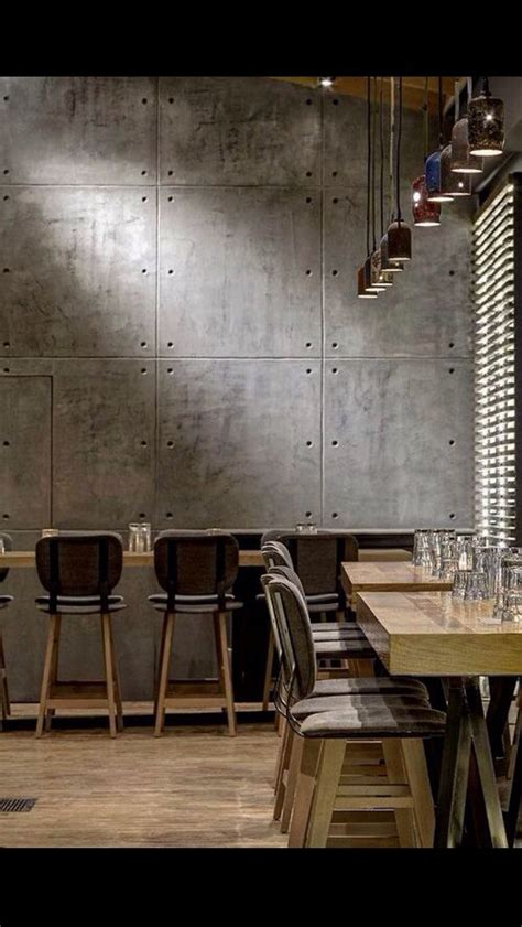 Beton Cire Interiors by Voxx Interior Architecture Interior Design