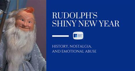 new year origin rudolph s shiny new year history nostalgia and