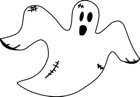 ghost coloring page free get this free ghost coloring pages 46159
