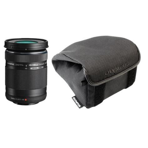 Olympus Mzuiko Digital Ed 40 150mm F40 56 Lens 40 150mm f 4 5 6 r m zuiko zoom lens kit with om d wrap