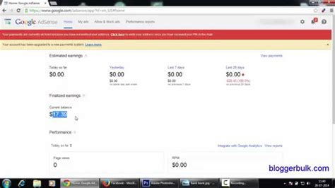 adsense pin not received adsense pin not received submit proof manually india youtube