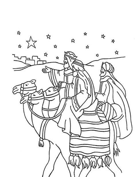 three king coloring pages three kings day coloring pages coloring pages