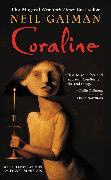 neil gaiman coraline reviews compare best horror books coraline by neil gaiman summary and review