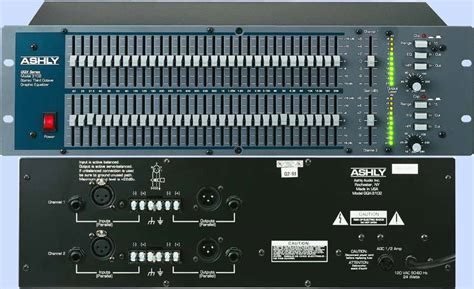 Ashly Gqx 3102 By Audio Kita ashly audio gqx 3102 dual 31 band graphic equalizer