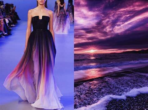 fashion themes related to nature мода и природа 25 невероятных платьев от самых