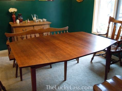 walter of wabash dining room table dining room before and after
