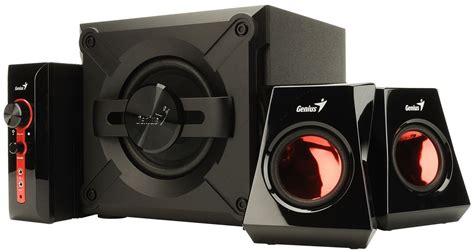 Speaker Genius Sw G 2 1 1250 gx gaming genius sw g2 1 1250 black speakers alza co uk