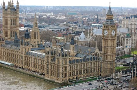 great london buildings the palace of westminster the illegal immigrant landed job in parliament after gluing
