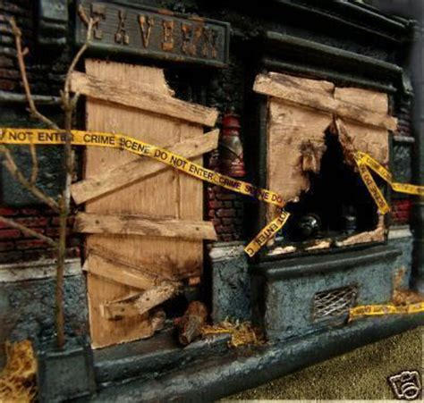 a haunted house 2 doll scene 316 best images about miniature haunted house and scene halloween on pinterest