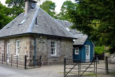 perthshire gamekeepers self catering cottage perthshire