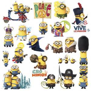 minion wall stickers minions the movie wall stickers rmk3000scs
