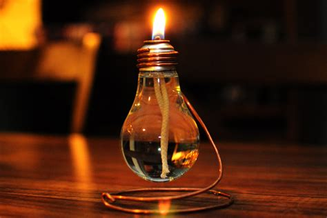 Handmade Light Bulbs - light bulb l