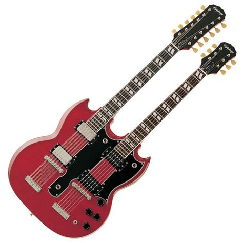 Gitar Epiphone Sg Paketan 8 epiphone limited edition g 1275 neck electric guitar at gear4music
