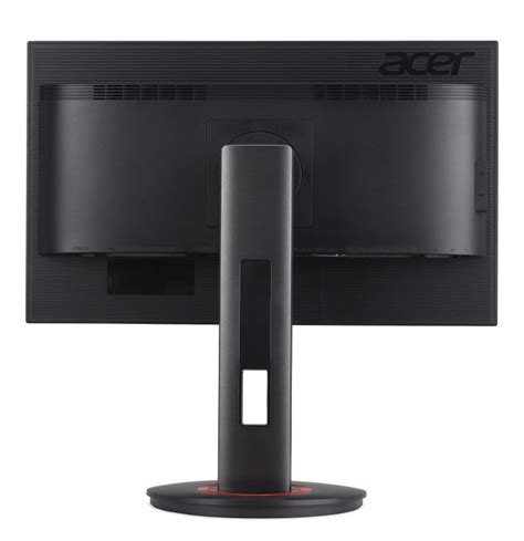 Monitor Qhd acer xf240yu 23 8 quot wide qhd gaming monitor