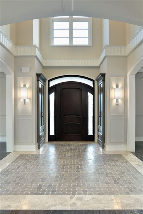 home entry estate cutom home richmond hill ontario traditional