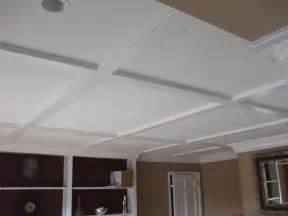 Ceiling Ceiling Ideas Finish Carpentry Contractor Talk Re Coffered Ceiling