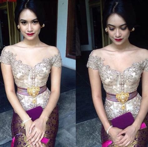 kebaya bali pendek best 25 kebaya modern dress ideas on pinterest model