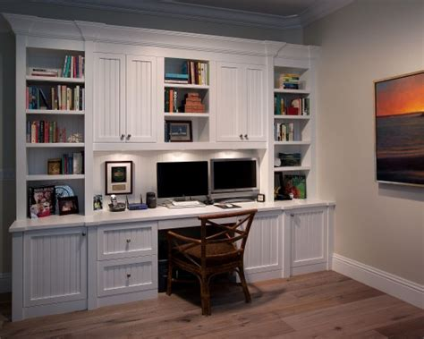 Wall Desk Unit by Wall System 552 With Computer Desk Napol Furniture