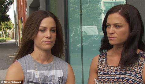 Online Bathroom Designer the block twins alisa and lysandra tantrums after judge