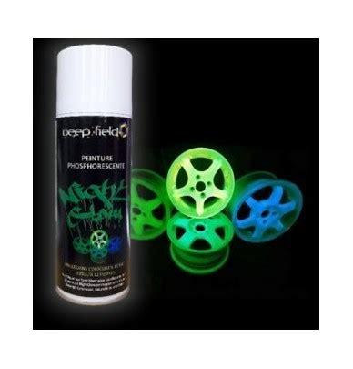peinture en spray phosphorescente tous supports spray