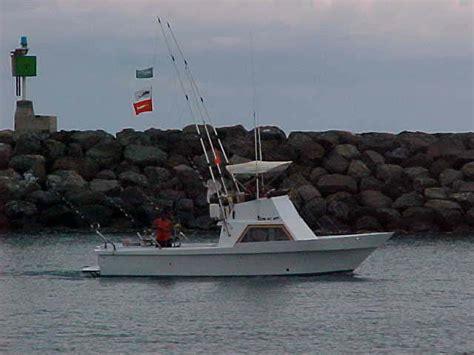hawaiian fishing boat names charter boat details