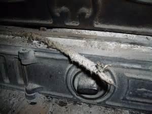 tutoriel 3 changer le joint de la porte de l insert