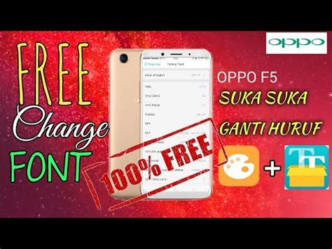 theme store oppo china change font oppo f5 lewat theme store china ifont