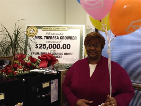 Publishers Clearing House Winners 2013 - pre christmas cheer for pch winner in alabama pch blog