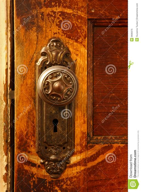How To Install Antique Door Knobs by Vintage Door Knob Royalty Free Stock Photo Image 9696375