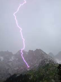 lightning map colorado weminuche wilderness trek colorado september 2007