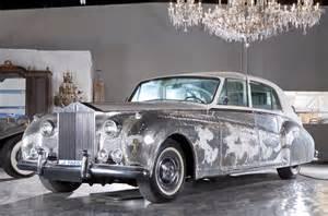 Liberace Rolls Royce Liberace Garage Showcases Mr Showmanship S Rides Vegas