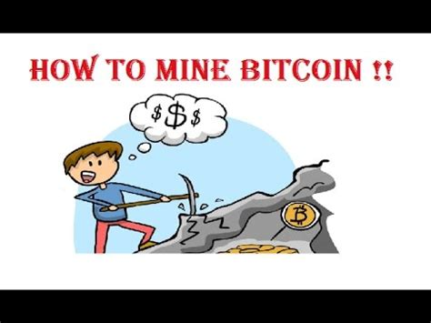 How To Make Bitcoin Miner by How To Mine Bitcoin Get Earn Unlimited Bitcoin By