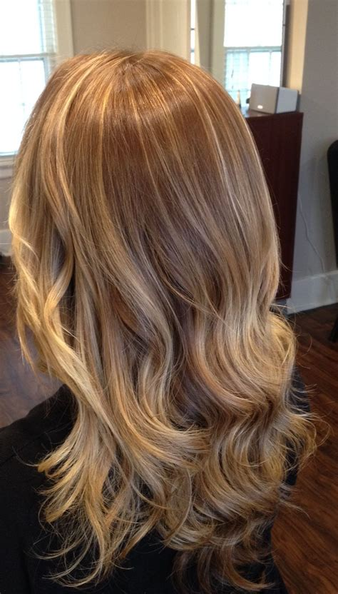 toddler boy balayage highlights blonde waterfall of cascading color and highlights