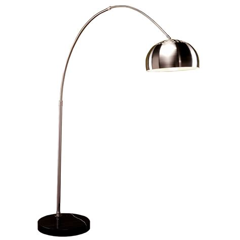 modern floor lamps cindy arch lamp eurway furniture