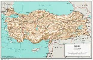 turkey map nationmaster maps of turkey 38 in total