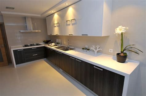 High Cabinet Kitchen price breakdown anthracite oak and high gloss lacquered
