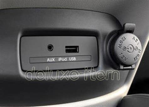 2008 Kia Sorento Aux Input Aux Input Cable For Ipod Iphone 4 4s Itouch Nano Oem