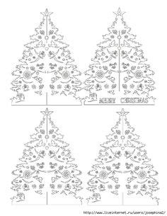 3d tree card template 1000 images about kirigami patterns on