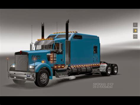 kw w900 for kenworth w900 long ets 2 mods part 2