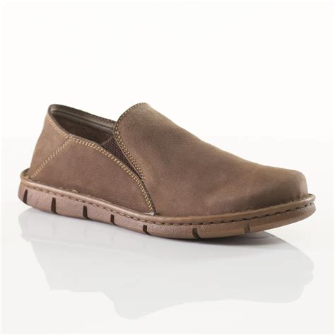 loafer shopping walrus s enzo leather loafer brown shop your way
