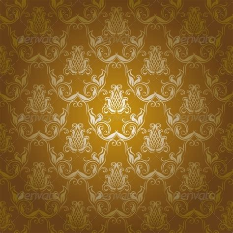 Yellow Royal Pattern | yellow wallpaper sle set design for the yellow